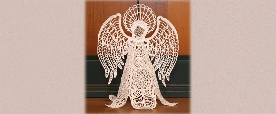 FAQs About the 2011 Heirloom Lace Angel