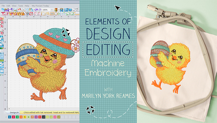 Elements of Design Editing with Marilyn York Reames