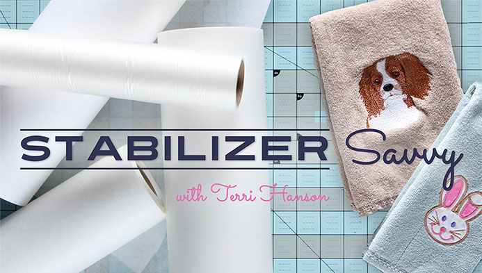Stabilizer Savvy with Terri Hanson