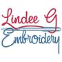 LindeeG Embroidery
