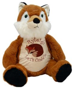 Embroiderable Stuffed Animals