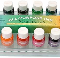 Tsukineko All-Purpose Ink Workstations, Classics