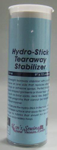 Hydrostick Embroidery Machine Stabilizer