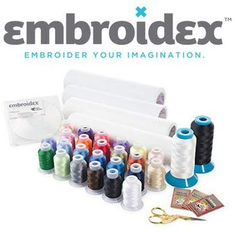 Embroidery starter kit