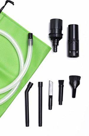 Green Label Micro Vacuum Accessory Kit