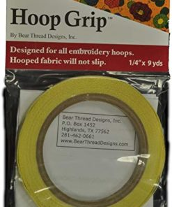 Hoop Grip Sewing Tape 1/4 in x 9 yards