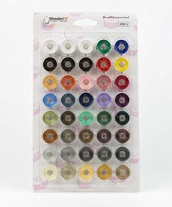 WonderFil DecoBob, Pre-Wound Bobbins, Size L – Various Colors