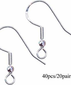 Sterling Silver Earring Hooks