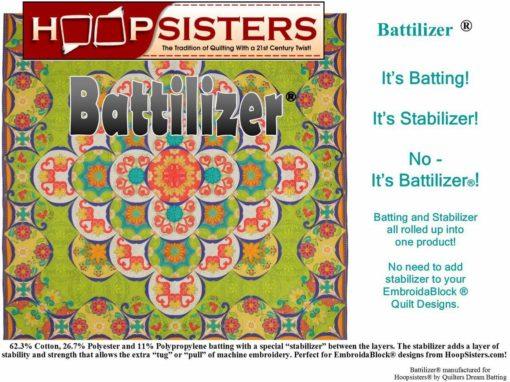 Hoop Sisters Battilizer Batting Stabilizer