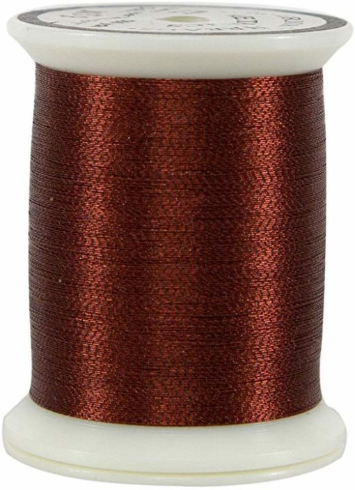 Superior Metallic Threads, 500 yd – 16 colors