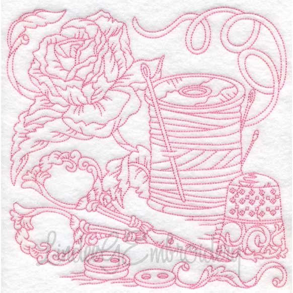 (lgs10129) Vintage Sewing Notions 9