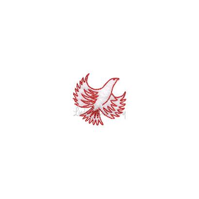 (lgs10514) Dove (1.5-in)