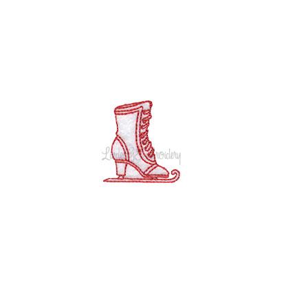 (lgs10521) Ice Skate (1.7-in)