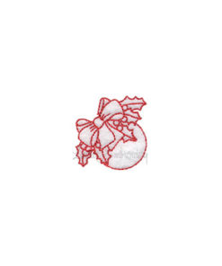 (lgs10529) Ornament 2 (1.6-in)