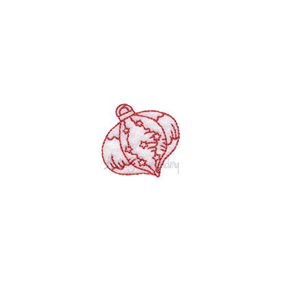 (lgs10531) Ornament 4 (1.6-in)