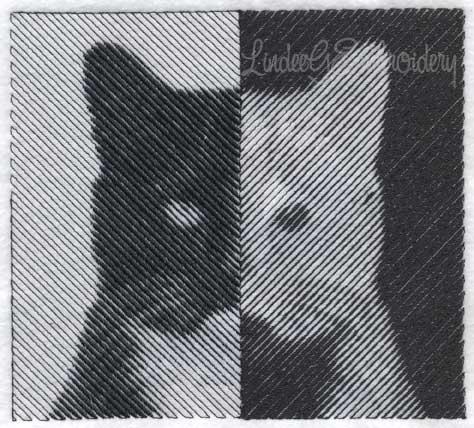 Grumpy Cat Evil Twin (6.4 x 5.7-in)