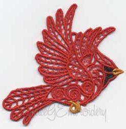 FSL Cardinal (2.8 x 3.6-in)