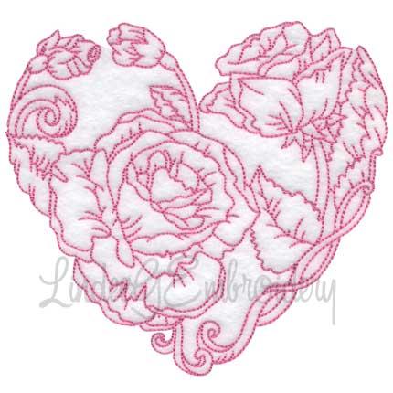 Rose Heart 1