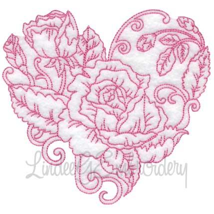 Rose Heart 2