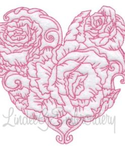 Rose Heart 3