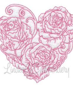 Rose Heart 4