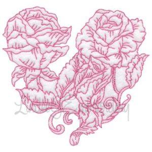 Rose Heart 5