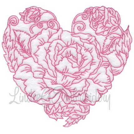 Rose Heart 6