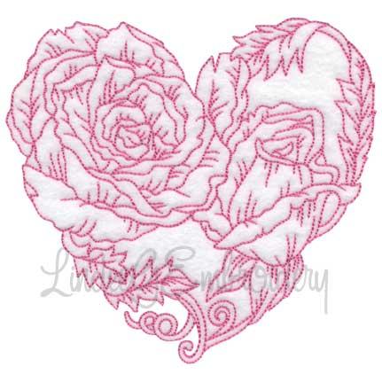 Rose Heart 7