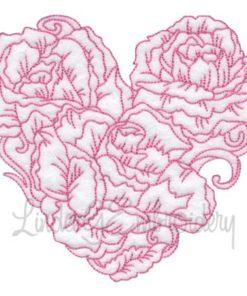 Rose Heart 8