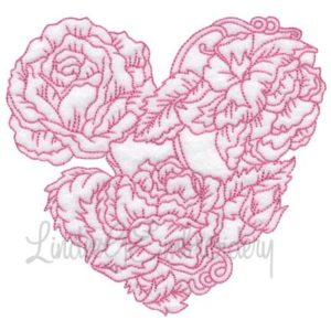 Rose Heart 9