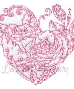 Rose Heart 10