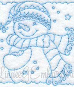 Snowman Block 3