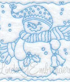 Snowman Block 4