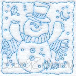 Snowman Block 5