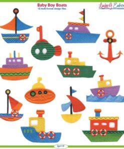 Baby Boy Boats