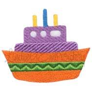 Boat 1 (2.5 x 2.1-in)