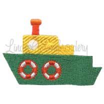 Boat 2 (2.8 x 1.8-in)