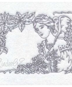 Christmas Angel (6 sizes)