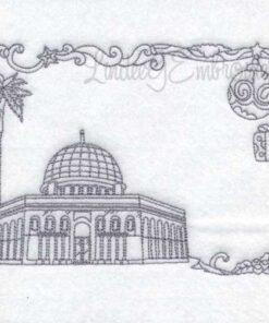 Temple (6 sizes)