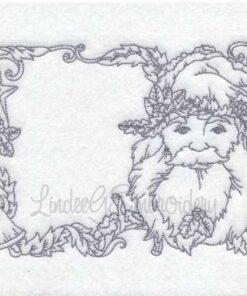 Vintage Santa (6 sizes)