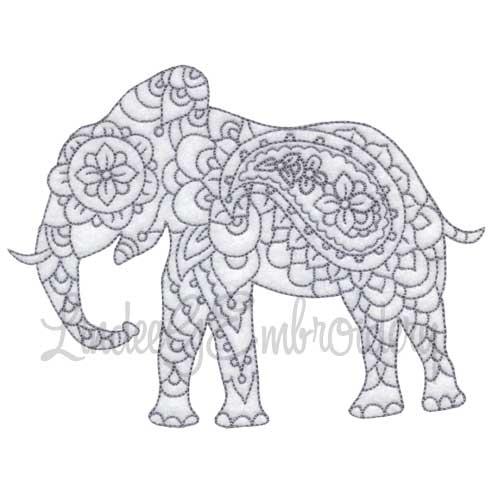Elephant - multi-size
