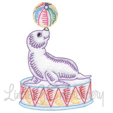 Seal on Drum (4 sizes)
