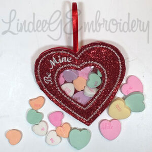 ITH Heart Candy Keeper (3.7 x 3.9-in)