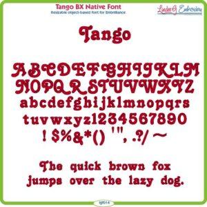 Tango BX Native Font
