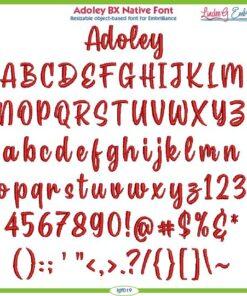 Adoley BX Native Font