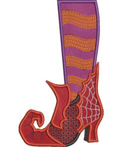 Left Leg (4.1 x 7-in)