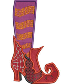 Right Leg (4.1 x 7-in)